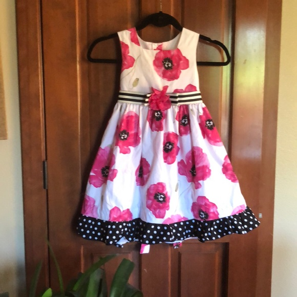 La Princess Other - Little girl party dress sz 5